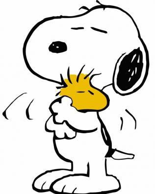 Snoopy beagle
